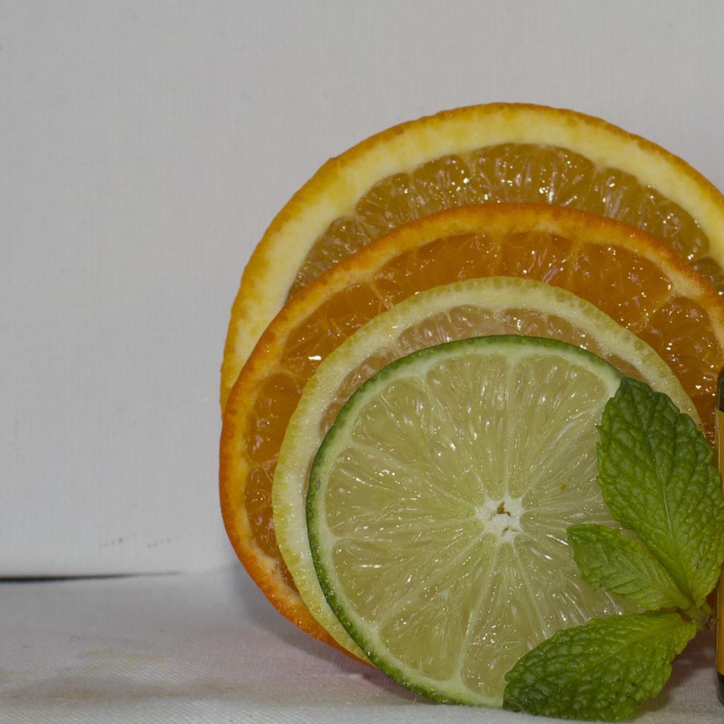 citrus oils researched for depression