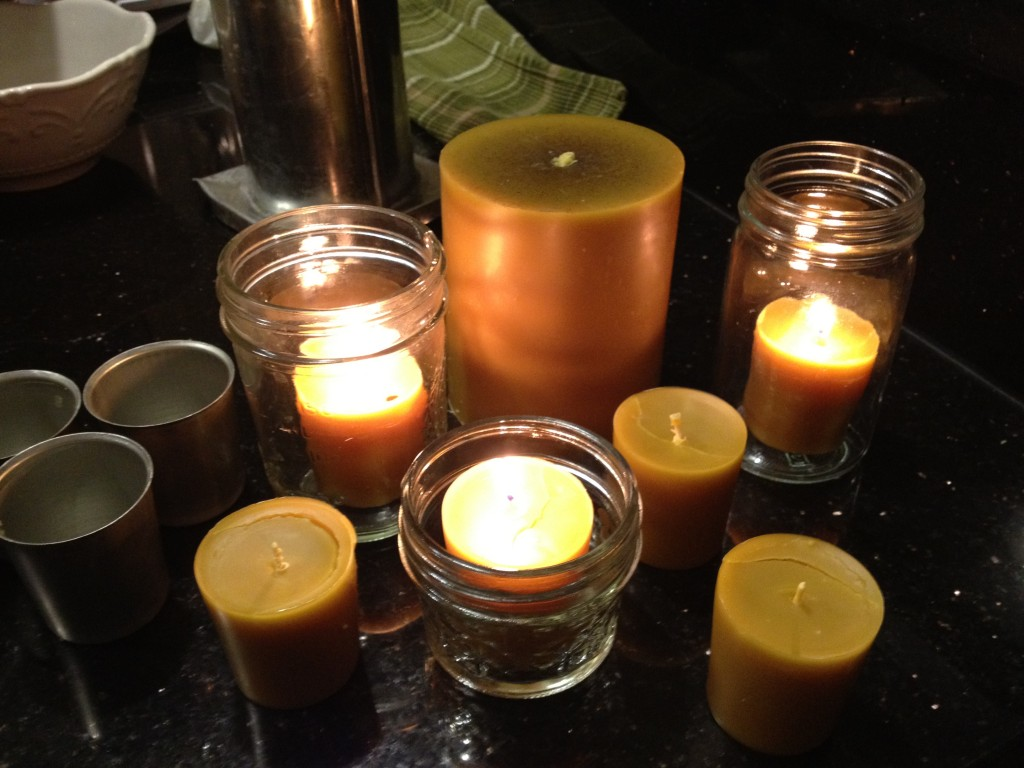 chemical free candles