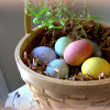 egg dyes from vegetables