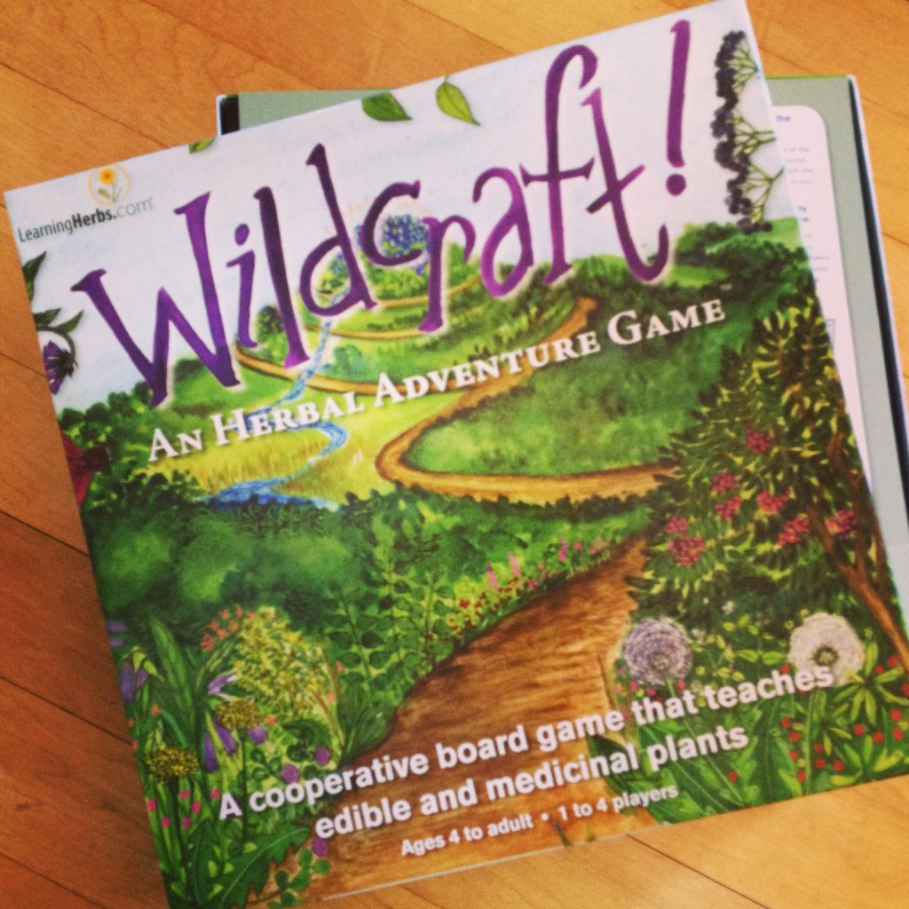 wildcraft herbal game