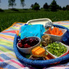 Organic foods for your picnic