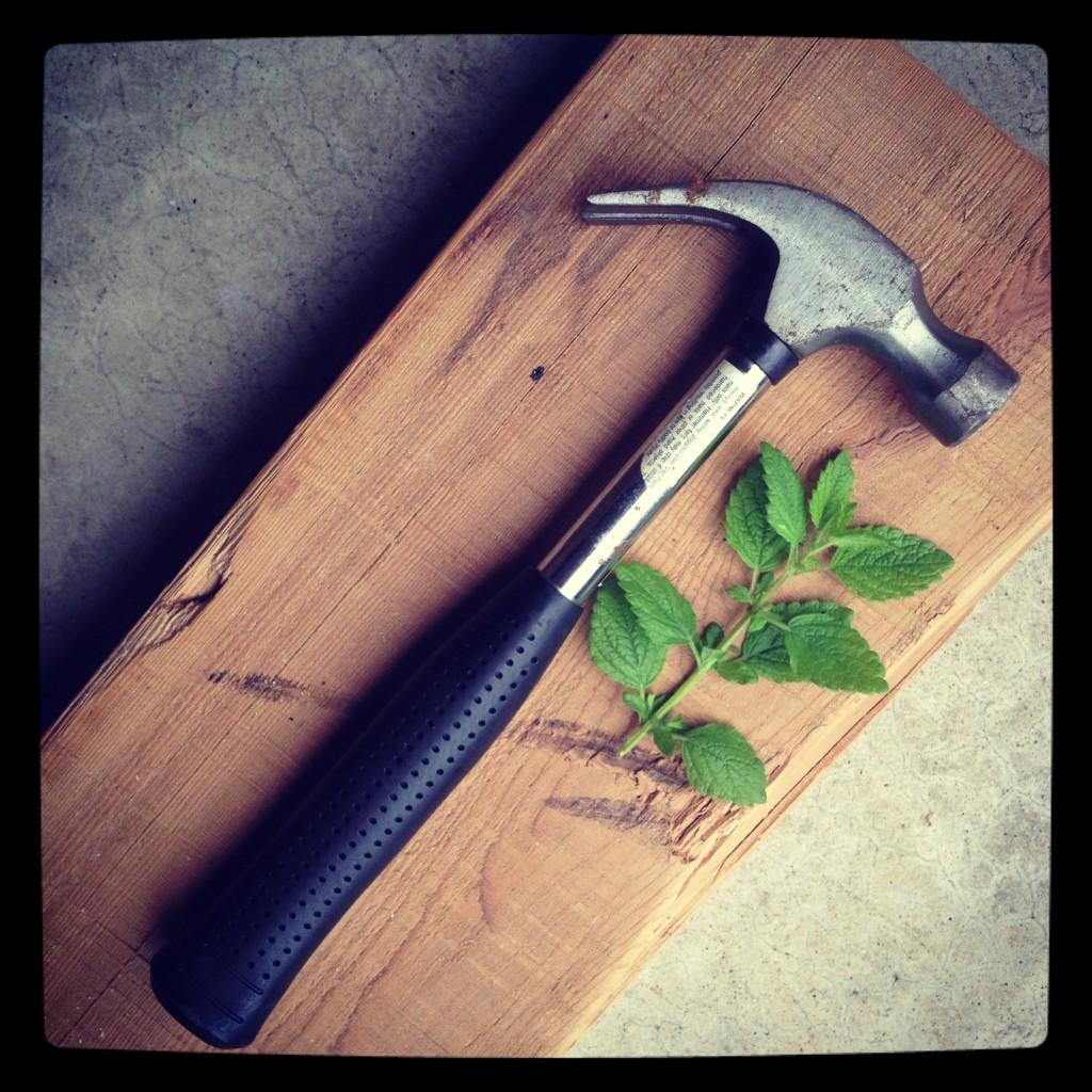 Green DIY materials