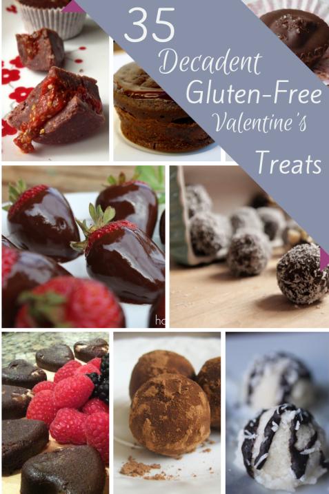 35 gluten free treats