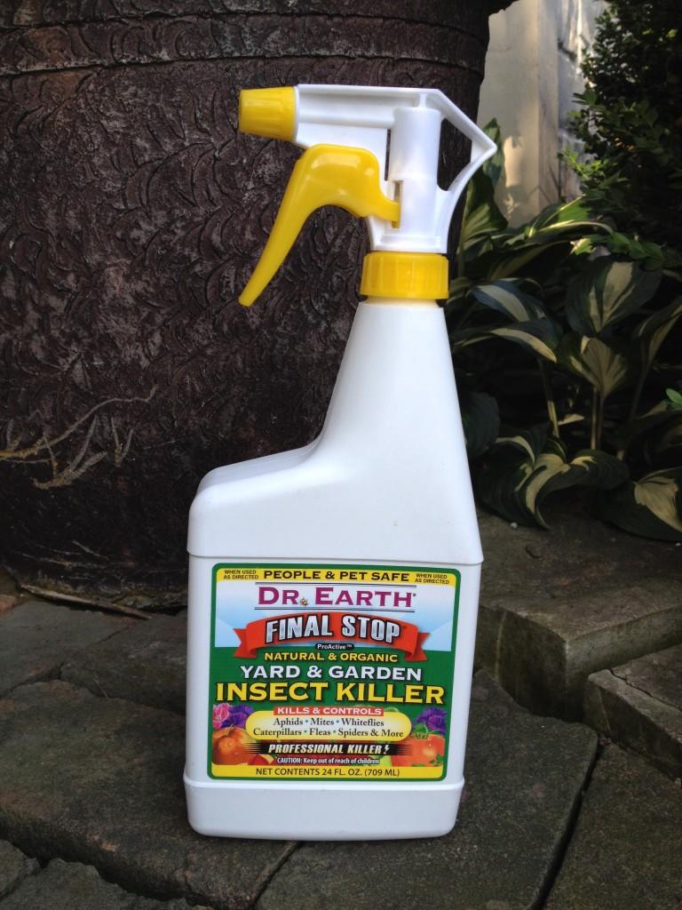 Essential oils for the garden